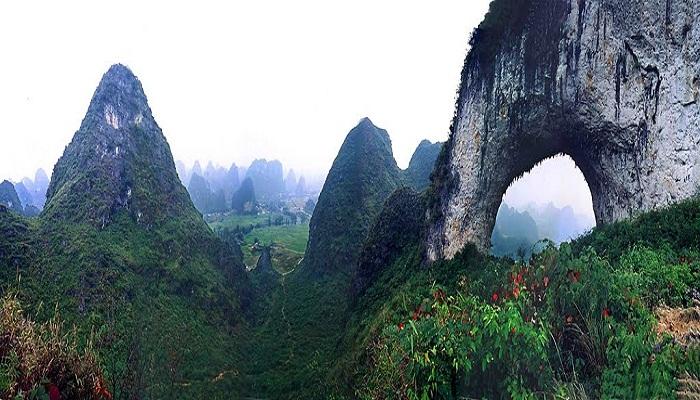 Moon Hill, Yangzhou China