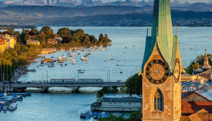 Zurich, Switzerland-netmarkers