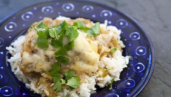 Baked Salsa Verde Chicken recipe-Netmarkers