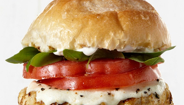 Chicken Parm Burger-Netmarkers