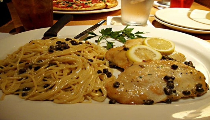 Chicken Piccata Pasta Recipe-Netmarkers