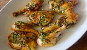 Chimichurri Roast Chicken-Netmarkers