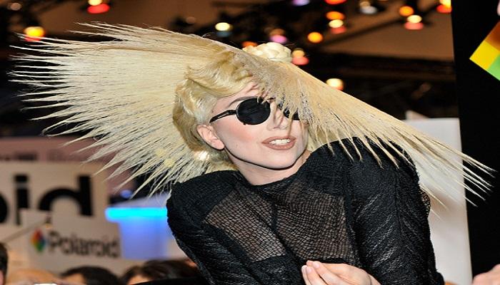 Lady Gaga's Hair Hat-Netmarkers