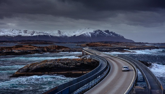 Atlantic-Ocean-Road-Norway-Netmarkers