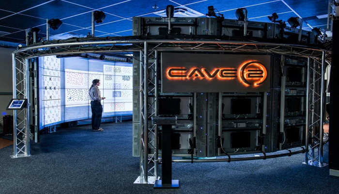 Cave2-Netmarkers