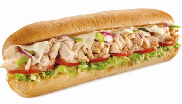 Chicken Caesar Sandwich-Netmarkers