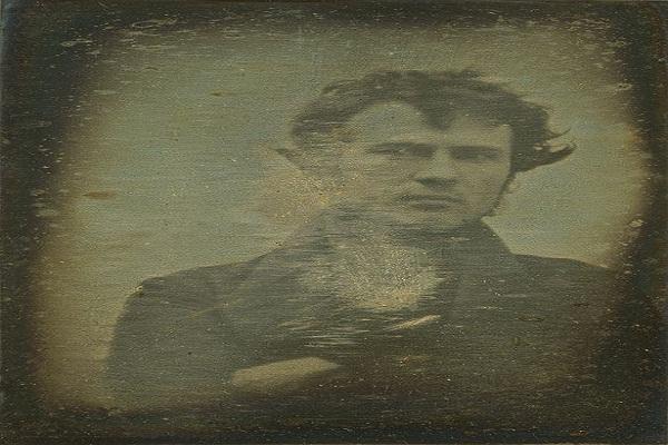 First self Portrait-Netmarkers