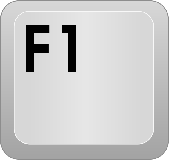 Function-Key-F1-Netmarkers