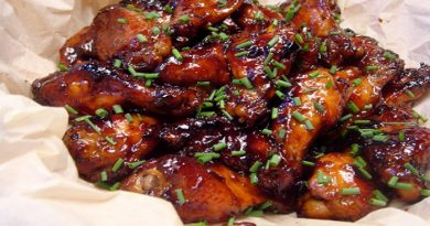 Honey Garlic Chicken Recipe-Netmarkers