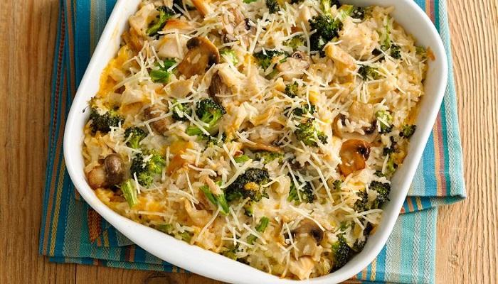 Broccoli and Chicken Strata recipe-Netmarkers