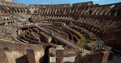 Colosseum-Netmarkers