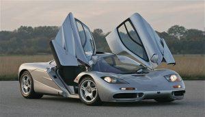 McLaren F1-Netmarkers