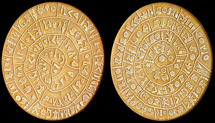 Phaistos-Disc-Netmarkers