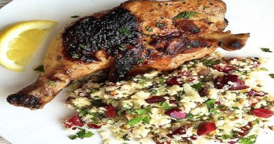Spicy-Chicken-Legs-and-Cauliflower-Couscous-Recipe-Netmarkers