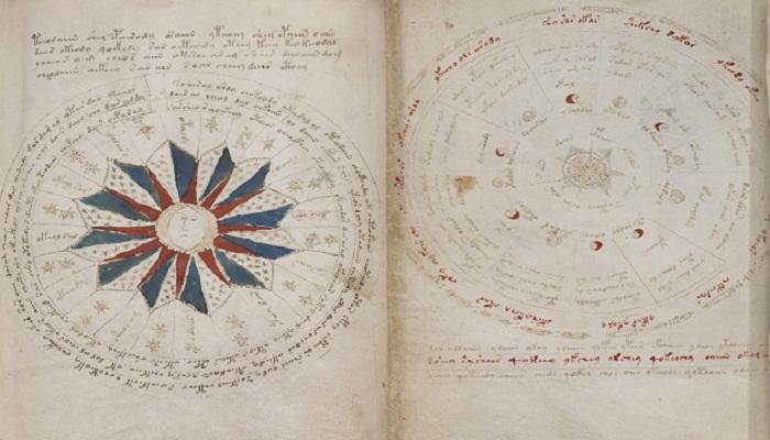 Voynich-Manuscript-Netmarkers