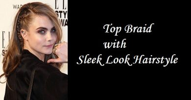 5. Top Braid with a Sleek look-netmarkers