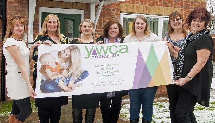 charity women netmarkers