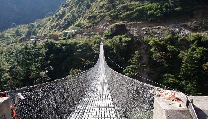 Nepal netmarkers