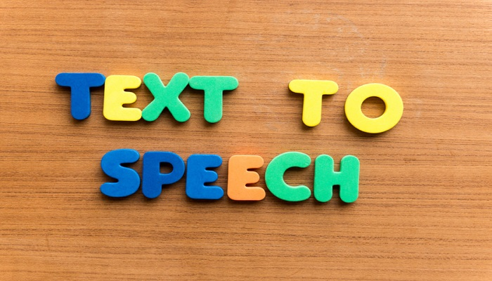 Text-to-speech netmarkers