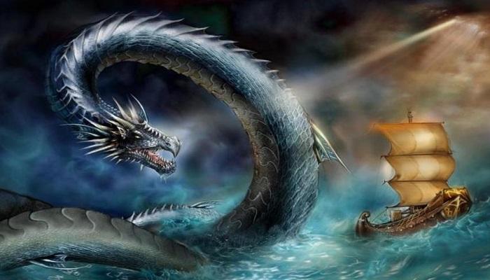 sea-dragon triangle netmarkers
