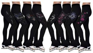 Rhinestone tights-Netmarkers
