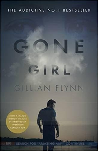Gone Girl- Book cover-Netmarkers