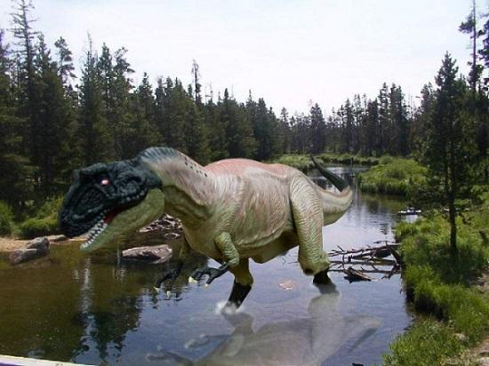 Giganotosaurus-netmarkers