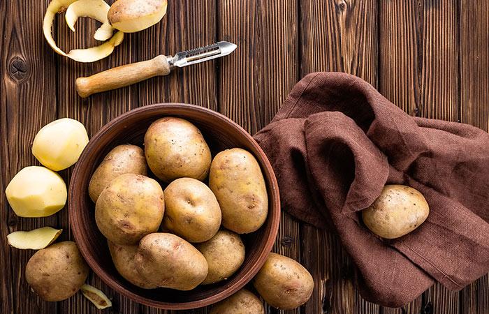 Potato-Juice-For-Skin-Blemishes-netmarkers