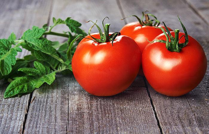 Tomato-netmarkers