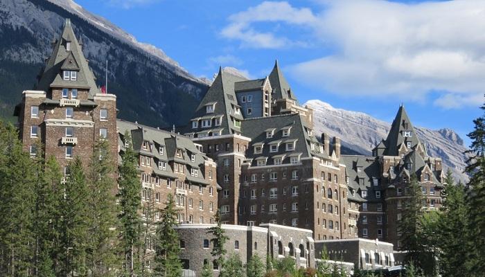 Banff springs hotel-Netmarkers