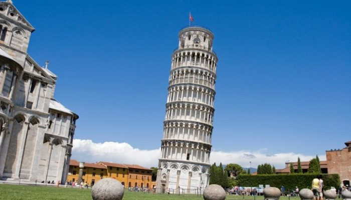 Leaning Tower of Pisa-Netmarkers