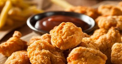 Popcorn Chicken Recipe-Netmarkers