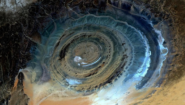 Richat Structure-Netmarkers