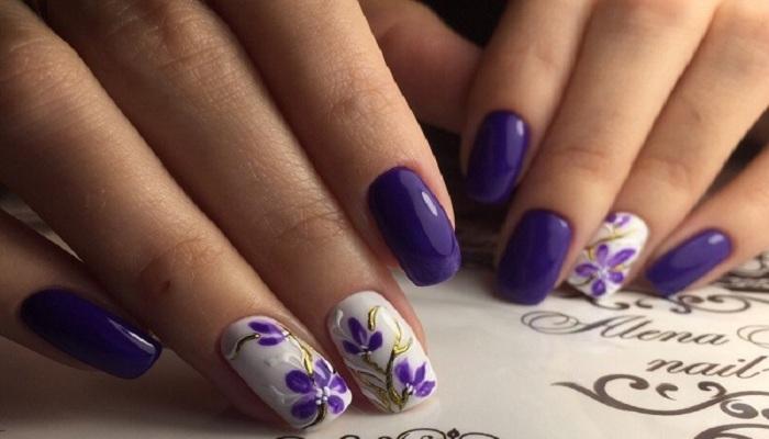 Spring nail art-Netmarkers