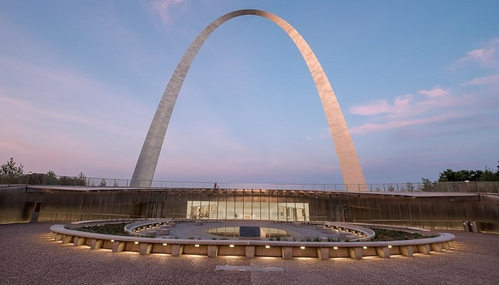 The Gateway Arch-Netmarkers