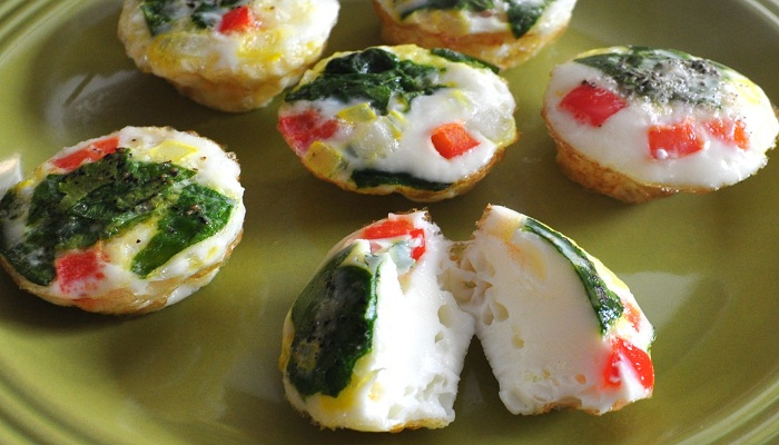 egg white breakfast-Netmarkers