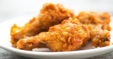 fried chicken-Netmarkers