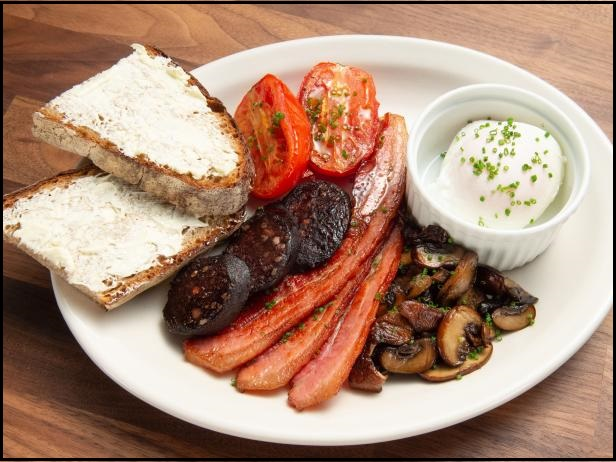 10 Traditional Food To Try In London - Full-English-Breakfast - NetMarkers