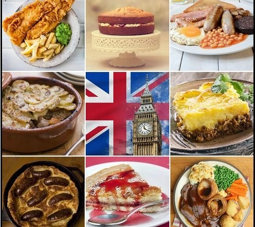 10 Traditional Food To Try In London - Header -NetMarkers