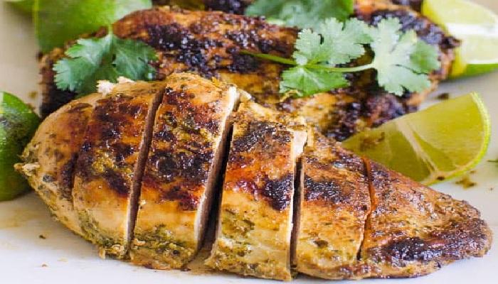 Cilantro Lime Chicken Recipe-Netmarkers