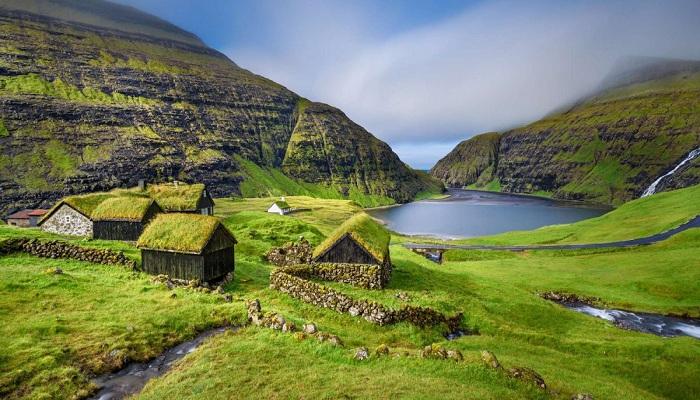Faroe Island-Netmarkers