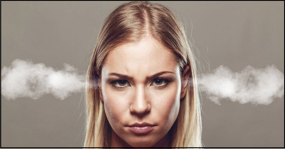 Follow These Top Ten Tips When You Get Angry - Overreact - NetMarkers