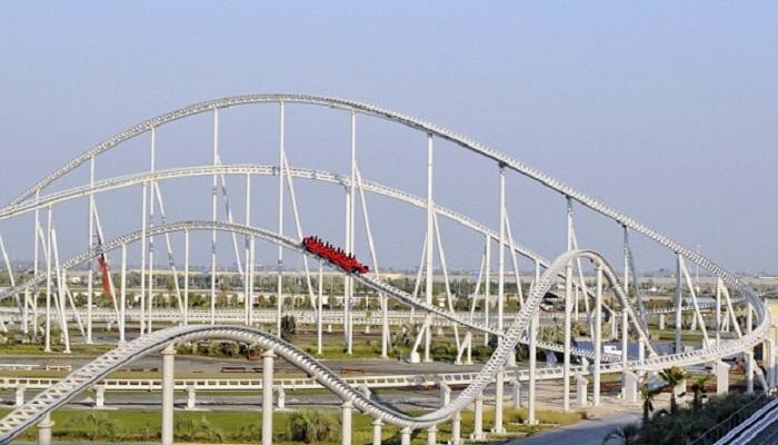 Formula Rossa, United Arab Emirates-Netmarkers