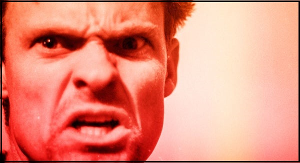 Get An Edge Over Others With These Top Psychological Tricks - Angry