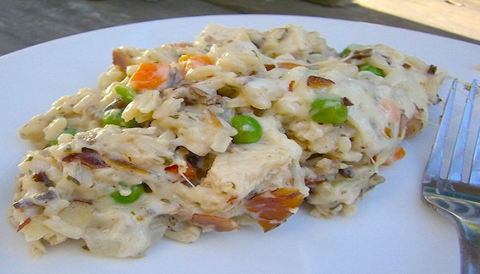 Rice and chicken casserole recipe -Netmarkers