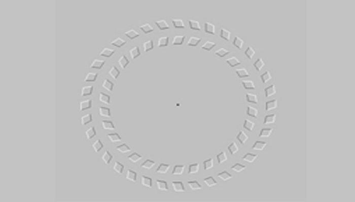 Rotating rings-Netmarkers