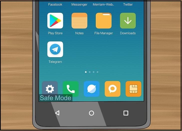 Ten Hidden Features Of Smartphone - Safe Mode