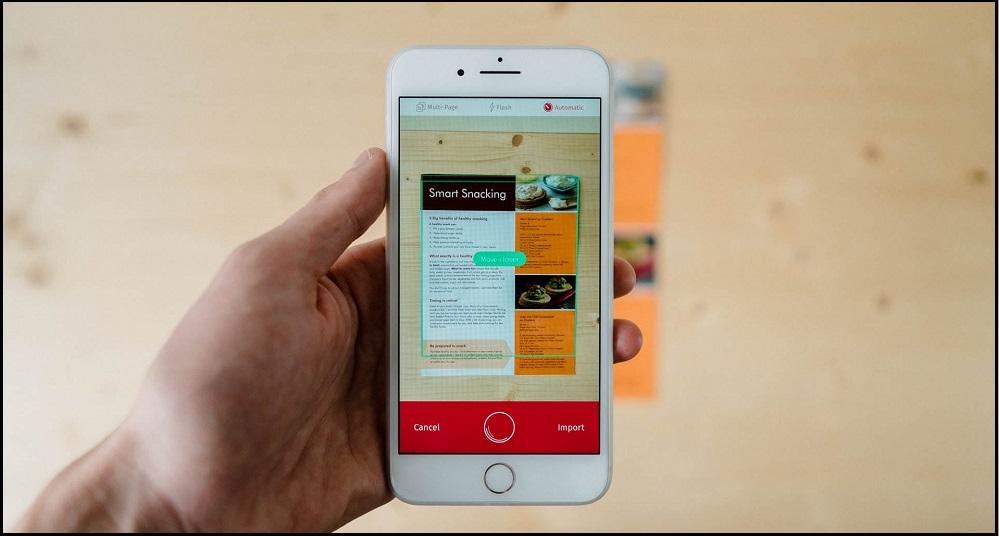 Ten Hidden Features Of Smartphone - Scanner