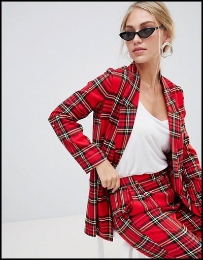 Top 10 Summer Fashion Trends Of 2019 - Colored Tartan - NetMarkers
