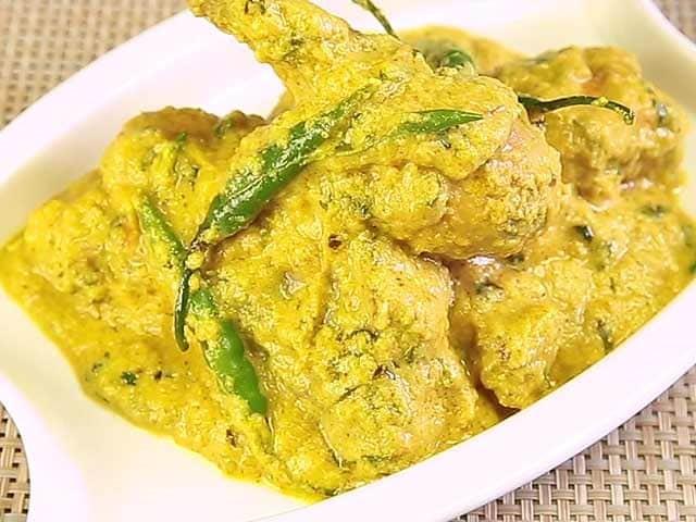 Top Ten Mouth Watering Chicken Curry Recipes - Nimbu Aur Hari Mirch Ka Murg